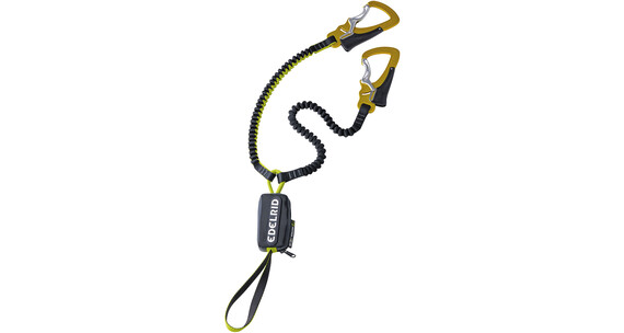 Edelrid Cable Kit 4.3 Via Ferrata Set night-oasis